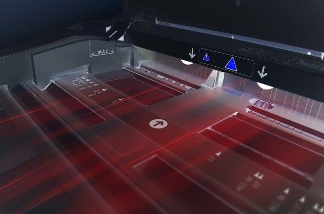 digitalni tisk printer